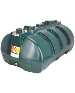 Deso Single Skin Domestic Oil Tank 1230L LP1230T
