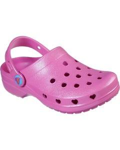 Skechers Children's Heart Charmer Clogs - Pink