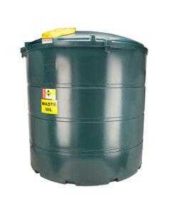Deso Bunded Vertical Waste Oil Tank 5000L - V5000WOW