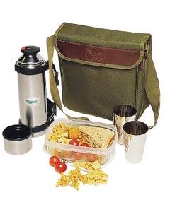 Napier Lunch Set - Forest Green
