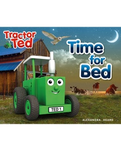 Tractor Ted Time For Bed Book