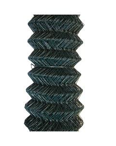 Kestrel Green Chain Link Fencing - 900mm x 25m