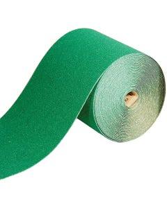 National Abrasives Decorators Roll Green - 10m Coarse