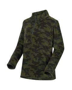 Regatta Boys Lovely Jubblie Half Zip Printed Fleece