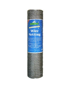 Kestrel Galvanised Wire Netting – 900mm x 25mm x 25m
