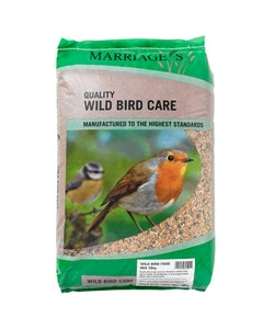Marriages Quality Wild Bird Food Mix – 20kg