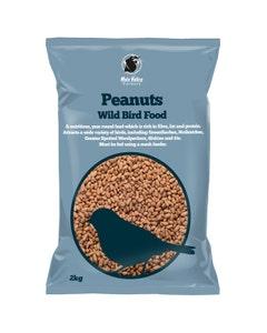 MVF Peanuts Wild Bird Food - 2kg