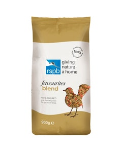 RSPB Favourites Blend Wild Bird Food – 900g
