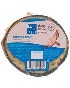 RSPB Half Coconut Treat Wild Bird Food – 275g