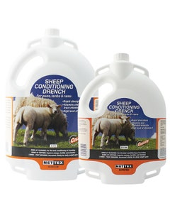 Net-Tex Sheep Conditioning Drench With Copper 2.5L