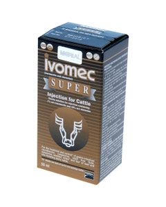 Ivomec Super Injection For Cattle - 50ml