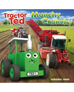 Tractor Ted Munchy Crunchy Book