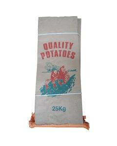 Potato Bag - Pack of 50