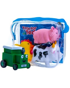 Tractor Ted Bath Squirters