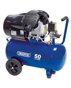 Draper Air Compressor 50L 230V 2.2kW