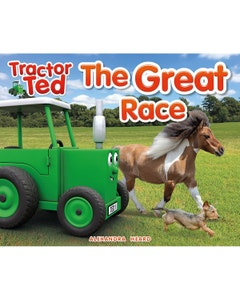 Tractor Ted The Great Race Book