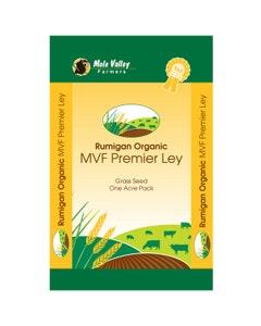 Organic Rumigan Hi Pro Booster Grass Seed Ley