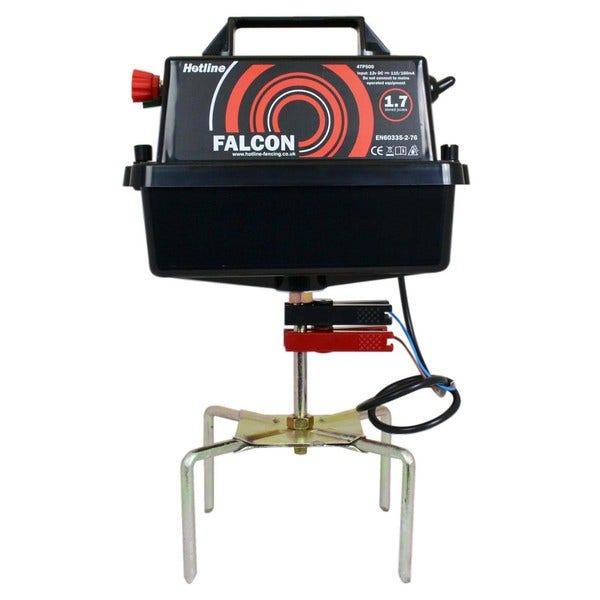 An image of Hotline Falcon HLB500 12V Battery Electric Fencing Energiser