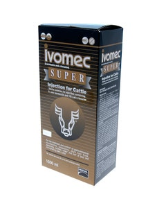 Ivomec Super Injection For Cattle - 1000ml