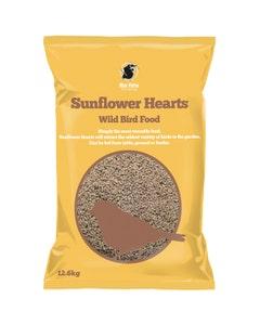 MVF Sunflower Hearts Wild Bird Food - 12.6kg