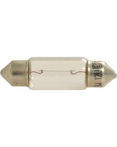 Sparex Festoon Bulb 239 Type 12V 5W - Twin Pack