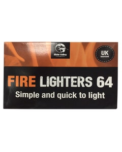 Mole Valley Firelighters - White