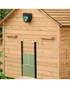 Brinsea Chicksafe Eco Hen House Door Opener Including Door
