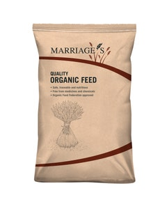 Marriages Organic Layers Pellets - 20kg