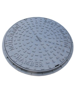 Manhole Cover and Frame - 450mm
