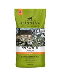 Skinner's Field & Trial Junior Chicken - 15kg