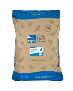 RSPB Feeder Mix Wild Bird Food – 12.75kg