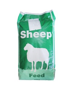 MVF Prime Lamb Finisher Nuts 16% - 25kg