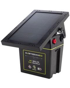Mole Electric Fencing Custodian 60 Solar Energiser