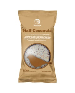 MVF Half Coconuts - Pack of 2