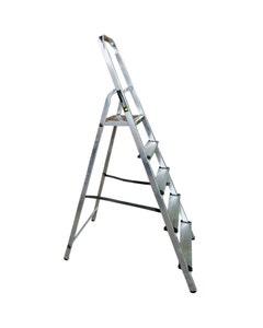 Atlas Aluminium Step Ladder - 4 Tread