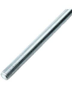 Eliza Tinsley BZP Threaded Rod - M6 x 1m