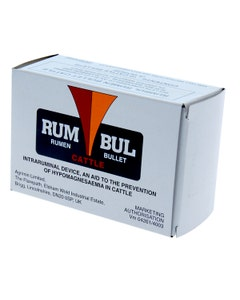 Rumbul Magnesium Bullets For Cattle - Pack of 10
