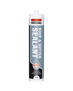 Soudal Roof and Gutter Seal - 290ml