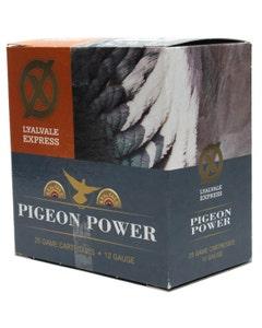 Lyalvale Express Pigeon Power Fibre Wad Cartridges