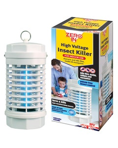Zero In ZER880 High Voltage Electric Fly & Insect Killer
