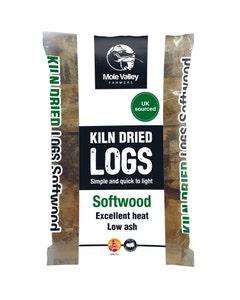 MVF Kiln Dried Softwood Logs - 6.5kg