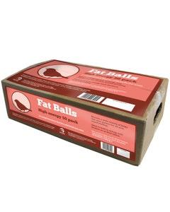 MVF Fat Balls (No Nets) - Pack of 50