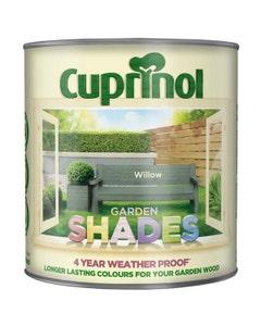Cuprinol Garden Shades Wood Paint Willow - 2.5L