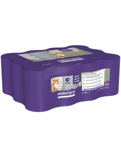 MVF Mole Original Mixed Chunks In Jelly Cat Food Tins - 12 x 400g