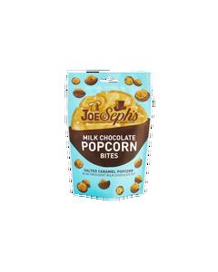 Joe & Seph's Milk Chocolate Popcorn Bites - 63g