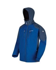 Regatta Mens Calderdale IV Waterproof Shell Hooded Walking Jacket