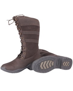 Just Togs Ladies Fairbrook Lace Country Boots