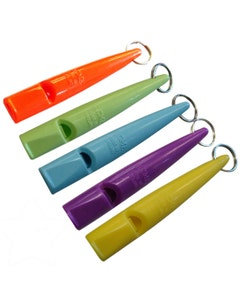 Acme 211.5 Standard Pitch Plastic Dog Whistle Blue
