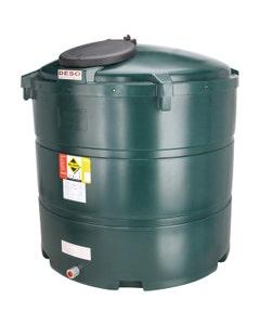 Deso Bunded Domestic Oil Tank 1340L V1340BT