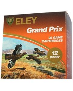 Eley Hawk Grand Prix 30 Grams Fibre Wad Cartridges - 6 Shot